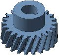 Industrial Helical Gear