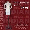 Female Torso Mannequins