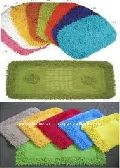 Cotton Shaggy Bath Mat