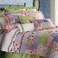 Printed handmade Quilt