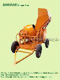 Hydraulic Hopper Concrete Mixer