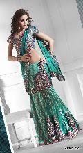 Designer Lehanga Sarees