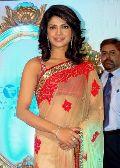 Priyanka Chopra-Saree