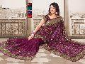 Indian Bollywood Wedding Saree