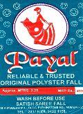Polyester Saree Fall (Payal)