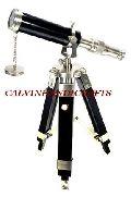 Silver Telescope,Tripod