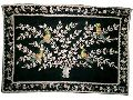 Parrot Embroidered Wall Hanging