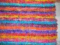 Sari Silk Ribbon Rugs