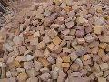 Lalitpur Yellow Sandstone Cobbles