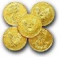 Gold Coin Chocolates