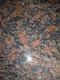 Flower Red Granite Stone