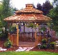 Gazebo for Outdoors and Indoor