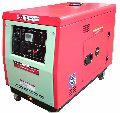 Silent Portable Diesel Generator