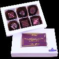 Decadent Dark Chocolate (6-Pieces)