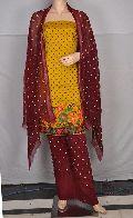 Designer Salwar Kameez, Party Wear Cotton Suit