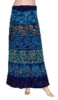 Indian Beach Wear Cotton Long Wrap Skirts