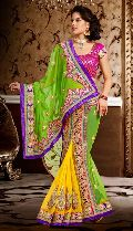 Indian Bridal Wedding Lehenga Saree