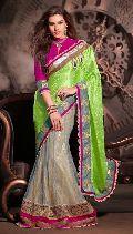 Indian Designer Lehenga Saree