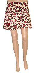Ladies Fashion Short Cotton Wrap Skirt