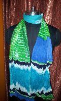 Cotton Tie Stole, Dye Stole