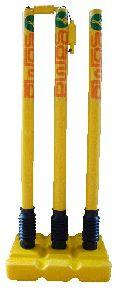 Cricket Indoor Plastic Spring Stumps