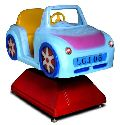 Kiddie Rides Electronic Toy Car