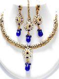 Classic Polki Jewelry Set