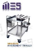 Mes Instrument Trolley