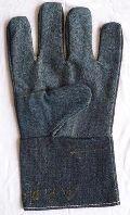 Cotton Jeans Hand Gloves