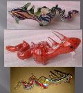 Glass Dragon Smoking Pipes