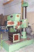 40MM Fine Feed Radial Drilling Machine