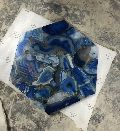 Blue Agate Table Top