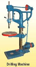 Flat Belt Driven Pillar Drilling  Machine