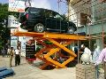 Hydraulic Car Lifts- Scissors Type