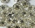 Single Cut Light Colorless Diamonds