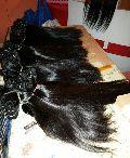 Silky Straight Weft Human Hair