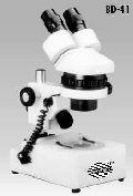 Inclined Binocular Zoom Stereoscopic Microscope