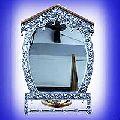 Silver Framed Mirror Sfm-03