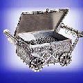 Silver Jewellery Box - Sjb- 012