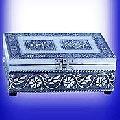 Silver Jewellery Box - Sjb- 05