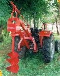 Tractor Operate Post Hole Digger