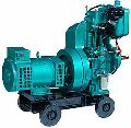 Three Phase Single Cylinder Air Cooled Generator