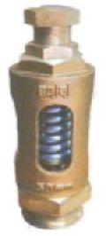 Bronze Spring Relief Valve