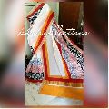 Block Printed Kerala Cotton Sarees