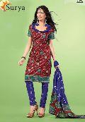 Surya Life Style Cotton Exclusive  Salwar Kameez