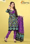 Surya Life Style Cotton Printed Salwar Kameez