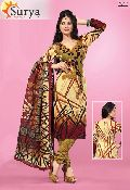 Printed Cotton Salwar Kameez