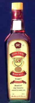 Golden Barrel Reserve Brandy