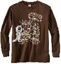 Kids Rib Neck T-shirts