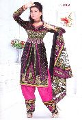 Unstitched Pure Cotton Salwar Suit